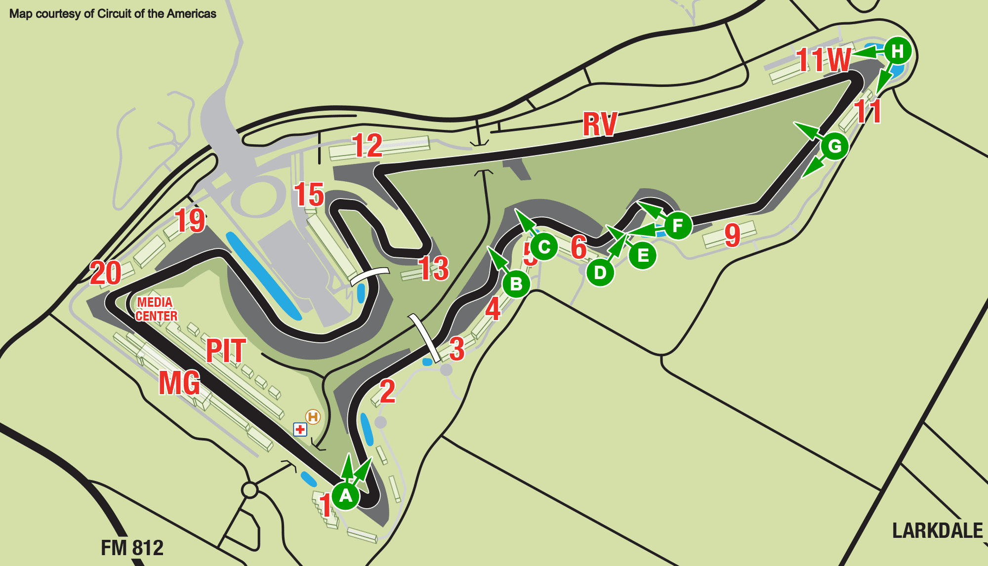 Circuit Of The Americas, USA