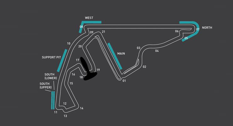 Yas Marina Circuit, UAE