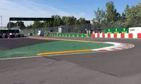 The Final Chicane At Montreal