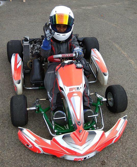 Raver Ranvir Singh - BPC Racing