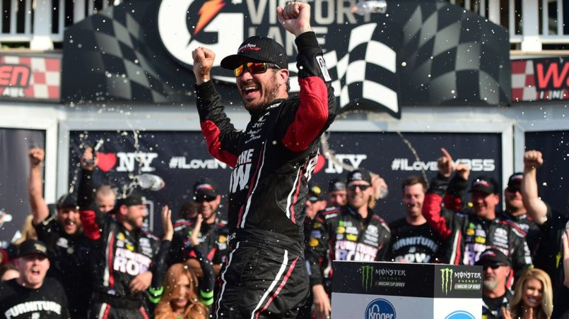 Martin Truex Racing at Watkins Glen Monster Energy NASCAR Cup Series