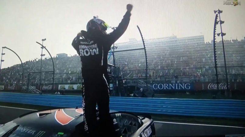 Martin Truex Racing at Watkins Glen Monster Energy NASCAR Cup Series