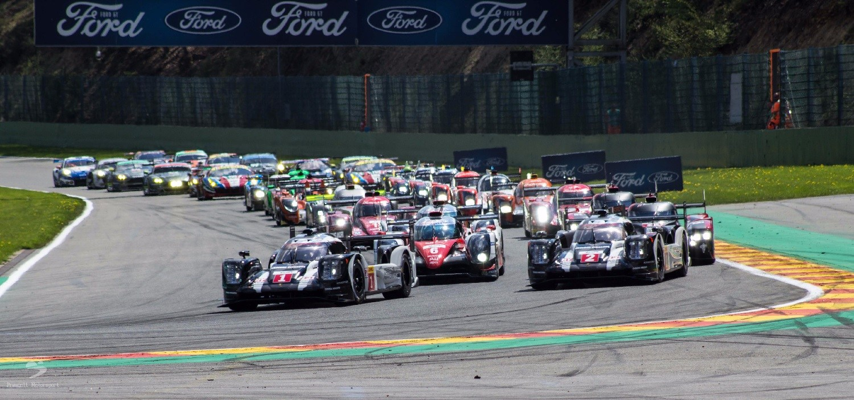 FIA WEC Line up