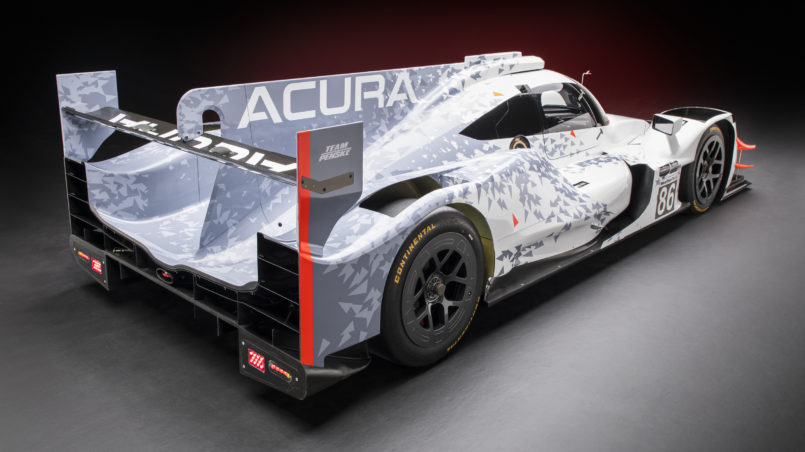 ARX-05 DPi - Acura And Team Penske