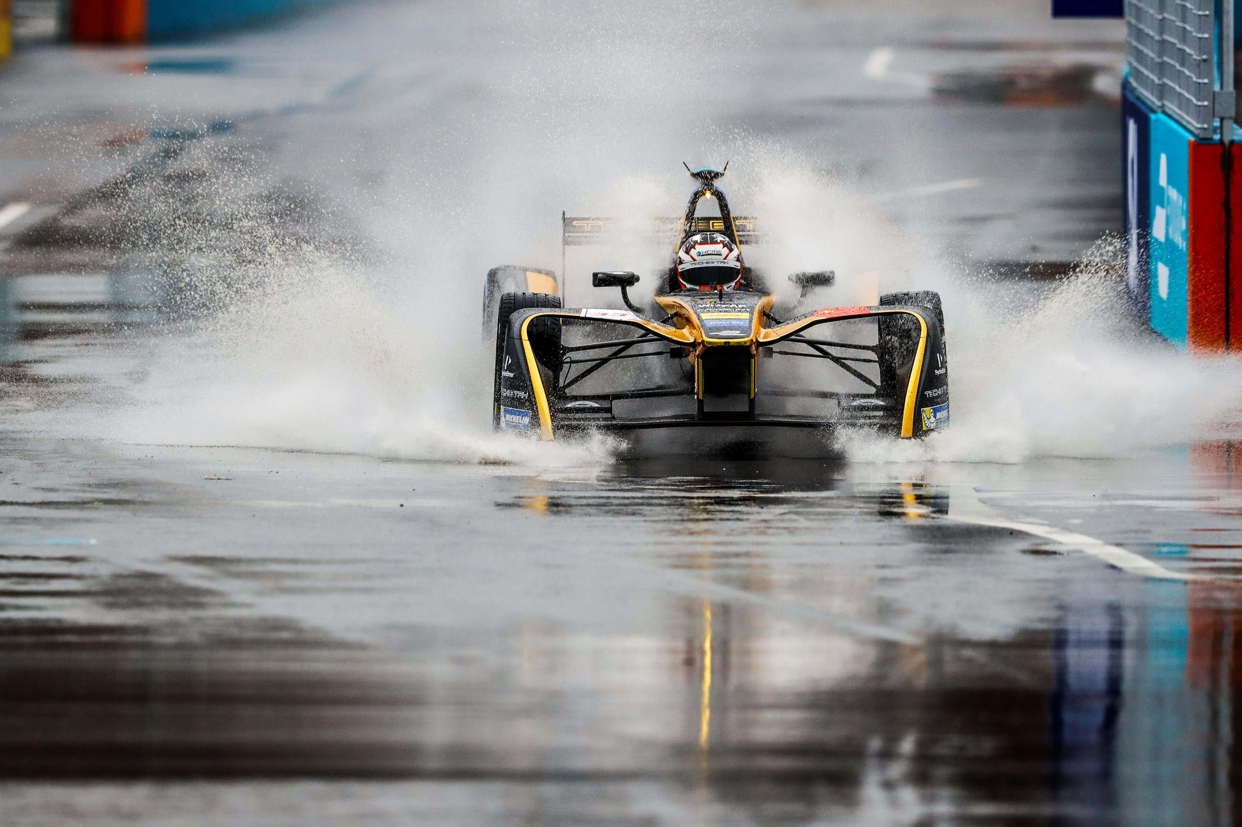Formula E promotes sustainable development