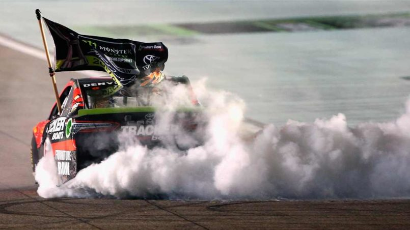 Martin Truex Jr - 2017 Monster Energy NASCAR Cup Series Champion