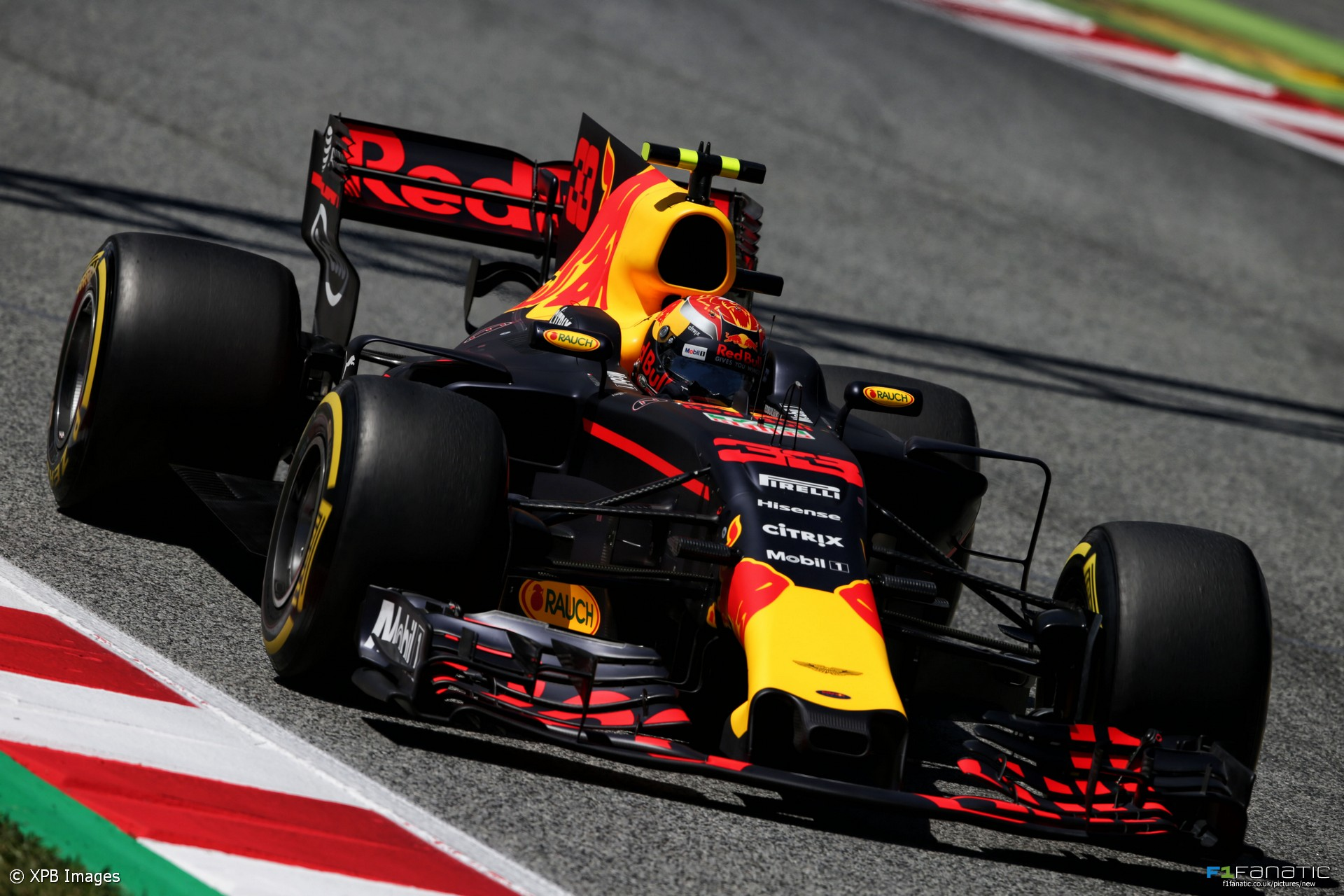 Verstappen Races For Red Bull Racing And Has Had 3 Wins In His Career So Far
