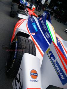 Mahindra Racing Formula e Team Garage