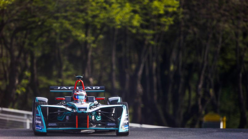 Jaguar Formula E Rome ePrix 2018