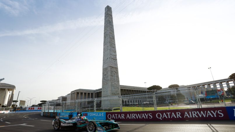 Formula E Rome ePrix 2018