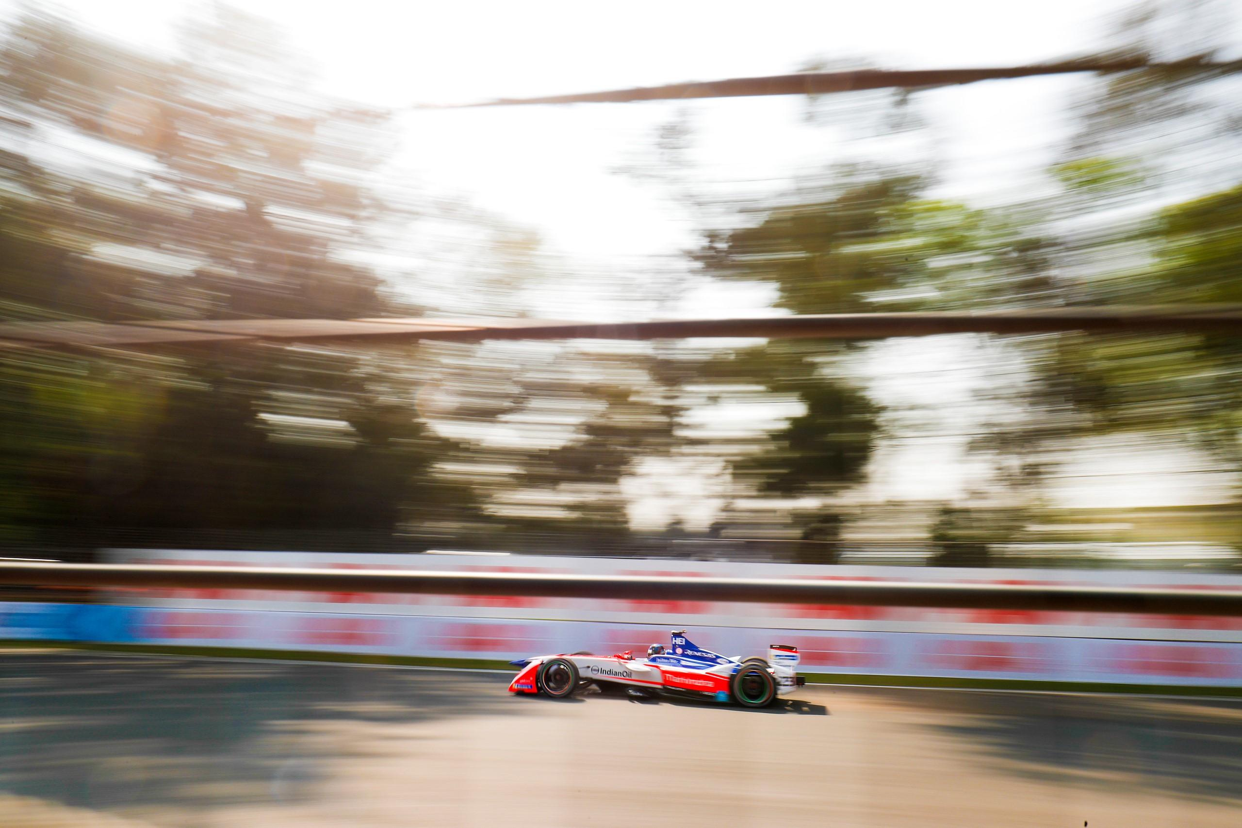 Nick Heidfeld Mahindra Racing Mexi City ePrix Formula E soumilarora.com