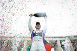 Sam Bird Formula E DS Virgin Racing Rome ePrix 2018