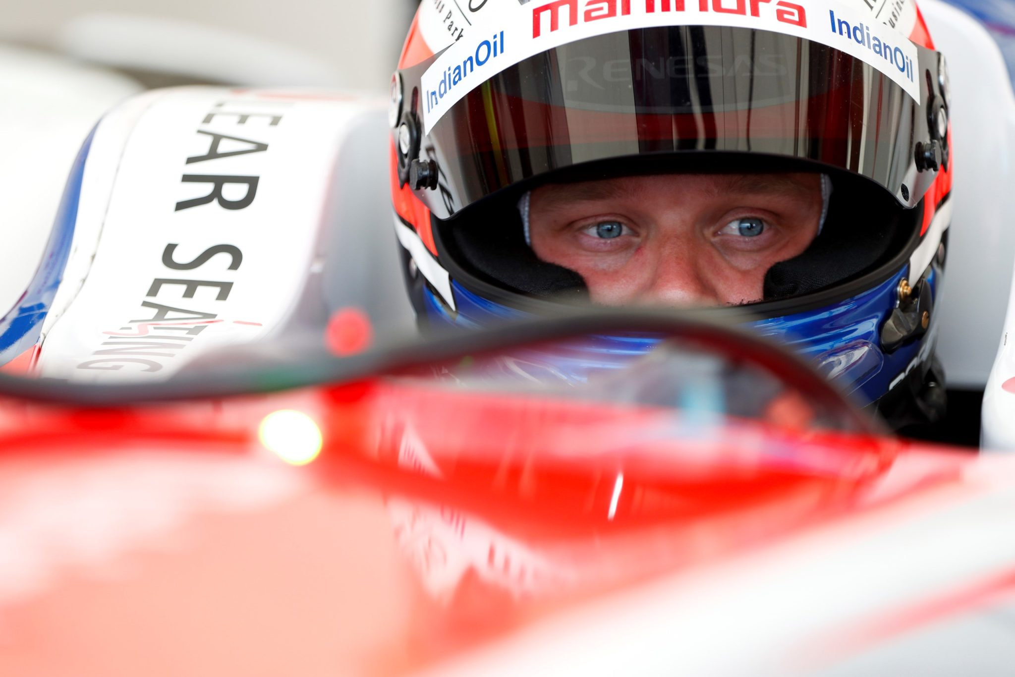 felix rosenqvist mahindra racing berlin eprix formula e