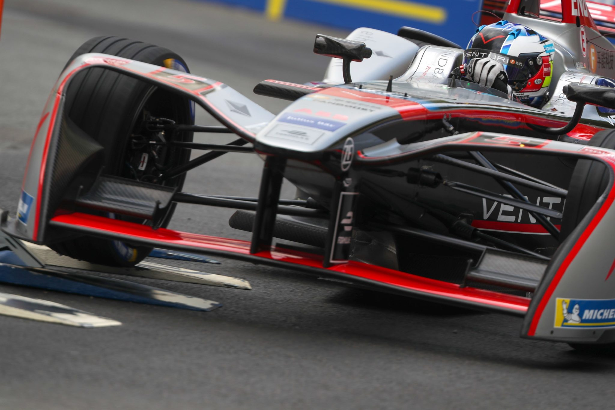 Maro Engel Formula E Paris ePrix