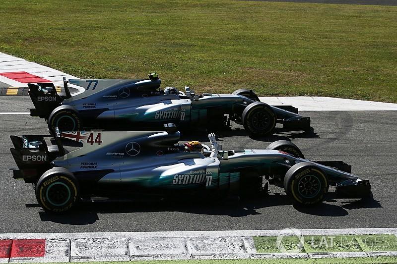 Bottas Hamilton F1 Team Orders Mercedes