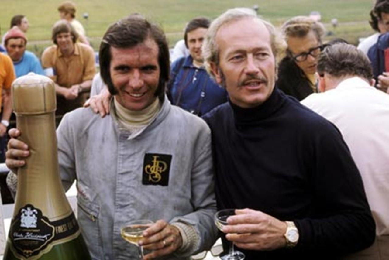 Emerson Fittipaldi 1972