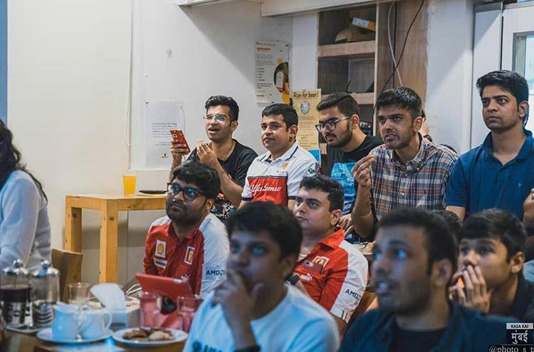 Kasa Kai Mumbai F1 Screenings